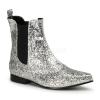CHELSEA-58G Silver Glitter
